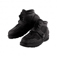 Мотоботы Icon Mens Field Armor Chukka Black 8