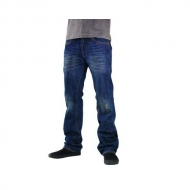 отоджинсы FOX Ergocentric Jean - INTL Second Hand Blue 32