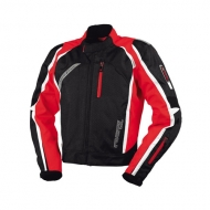 Мотокуртка IXS Kairon Black-Red L