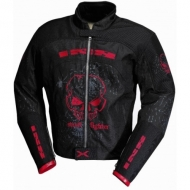 Мотокуртка IXS Scull Black-Red S