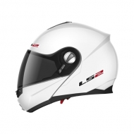 Мотошлем LS2 FF386 Ride Solid White