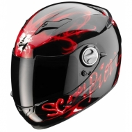 Мотошлем Scorpion Exo-500 Air Ardent Black-Red S